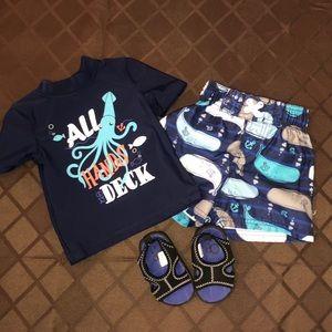 Swim set bundle
